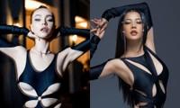 Mlee và Chi Pu đọ dáng trong bộ bodysuit cắt khoét táo bạo: Mỹ nhân nào nóng bỏng hơn?