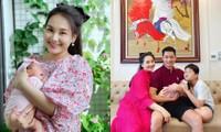 'Bí thuật' nào giúp Bảo Thanh có nhan sắc 'mẹ 2 con' xinh tươi dù sinh chưa đầy 1 tháng?