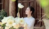 Hoa khôi tình nguyện luôn mong muốn lan tỏa tình thương