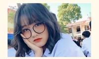 Hot girl 10X Thanh Hóa và ước mơ học Luật