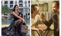 Chi Pu xuất hiện với phong cách sang chảnh; Thu Trang - Tiến Luật mặn nồng dù con đã lớn