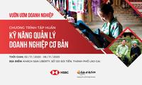 Vườn ươm doanh nghiệp đầu tiên dành riêng cho thanh niên dân tộc thiểu số tại Việt Nam