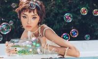 Khánh Linh – Vẻ đẹp độc lạ trong thế giới thời trang