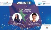 Chiến thắng liên tiếp của RMIT tại cuộc thi Khám phá Khoa học dữ liệu ASEAN 2020
