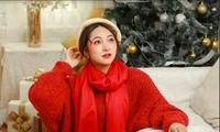 Ngắm nhìn bộ ảnh Giáng sinh ấm áp của nữ sinh Sơn La