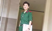 Hotboy đa tài trường Đại học Văn hóa Nghệ thuật Quân đội