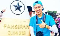 Tâm sự của một cựu Sao tháng Giêng đạp xe xuyên Việt được kết nạp Đảng tại trường đại học