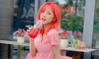 Ngắm nhìn vẻ đẹp ngọt ngào tựa kẹo bông của cô nàng An Giang Huỳnh Nhy