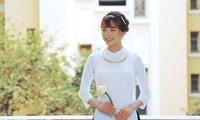 Năm mới cận kề, nữ sinh Xuân Tuyền, trường ĐH Văn Lang hóa thân thành cô tiểu thư nhà họ Hứa xinh đẹp