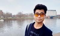 Du học vì đam mê Triết học chàng trai Hưng Yên chia sẻ lần đầu đón Tết xa quê