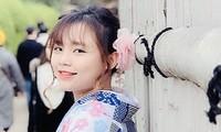 Cô du học sinh Nhật đón Tết tại xứ sở hoa anh đào