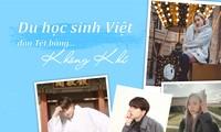 Du học sinh Việt đón Tết bằng… không khí