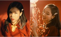 Thiếu nữ Cà Mau xúng xính sắc đỏ, đẹp rạng ngời trong ngày đầu Xuân