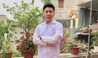Ước mơ là một bác sĩ có tâm có tài trong tương lai của nam sinh 22 tuổi quê Hải Dương