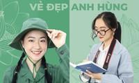 Vẻ đẹp ấn tượng của phụ nữ Việt qua triển lãm nghệ thuật của sinh viên trường Báo