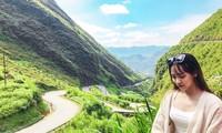 """Nữ sinh viên Cao đẳng Y Dược Hà Nội đam mê du lịch:""""Càng đi, tôi càng thấy chân không mỏi"""""""