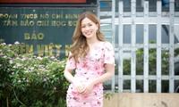 Á hậu Bùi Phương Nga rạng ngời tại buổi ra mắt chuyên trang Sinh viên Việt Nam
