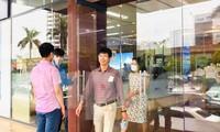 Công sở Hà Nội kích hoạt trở lại biện pháp phòng, chống dịch COVID-19
