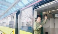 Có gì bên trong đoàn tàu metro Nhổn - ga Hà Nội?