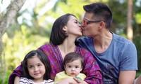 Gia đình mỹ nhân đẹp nhất Philippines hé lộ hình ảnh đời thường giản dị trong mùa dịch