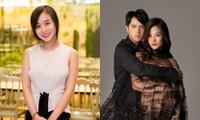 Không hiểu sao vợ cũ Hoài Lâm lại chúc mừng Đông Nhi - Ông Cao Thắng bằng câu này?