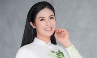 Làm thiện nguyện đến tận những ngày cuối cùng của năm cũ, còn Hoa hậu nào đẹp hơn Ngọc Hân?