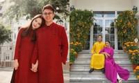 Hàng loạt cặp đôi sao Việt tới tấp khoe ảnh ngọt như mật trong ngày đầu Năm mới