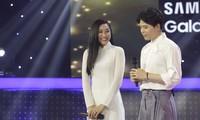 """Trịnh Thăng Bình được Đại Nghĩa xuýt xoa """"ghép đôi"""" với top 16 Hoa hậu Trái Đất 2017"""