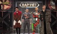"""Trận đấu nảy lửa, lộ diện những cái tên đầu tiên vào Chung kết """"Rap Việt"""""""