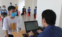 Sinh viên đi học lại phải khai báo y tế tại trường