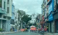 Bình Thuận giãn cách xã hội theo Chỉ thị 15 từ 0h ngày 20/7.