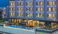 Khách sạn Ibis Styles (117 Thùy Vân, phường Thắng Tam) trở thành khu cách ly tập trung có thu phí.