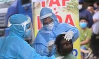 Thứ trưởng Bộ Y tế: Dịch COVID-19 tại Bà Rịa-Vũng Tàu đang ở nguy cơ rất cao