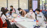 Điểm sàn xét tuyển trường ĐH Kinh tế Tài chính TP. HCM cao nhất 20.