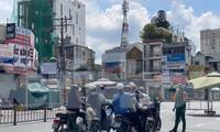 Các huyện vùng xanh ở Bà Rịa-Vũng Tàu thực hiện Chỉ thị 15 chưa nghiêm