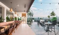 Hà Nội phố: Đổi gió với cà phê rooftop siêu xinh trong những ngày nắng lên