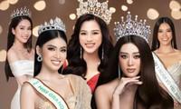 Hoa hậu Đỗ Thị Hà và các người đẹp dự thi quốc tế năm nay, ai có cơ hội tỏa sáng nhất?
