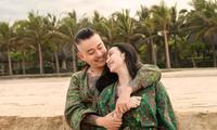 Kỷ niệm 7 năm ngày cưới, vợ Tuấn Hưng đăng ảnh tình tứ ngọt lịm