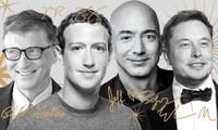 Chữ ký của những tỷ phú giàu nhất thế giới tiết lộ điều gì, chữ ký của bạn tương tự không?