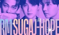 """RM, SUGA, j-hope - """"Kiềng 3 chân"""" tạo nên cá tính âm nhạc của BTS"""