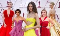 Thảm đỏ Oscar 2021: Bữa tiệc thời trang rực rỡ, công chúa Disney Zendaya chiếm spotlight