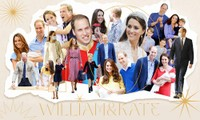 William - Kate sắp kỷ niệm 10 năm ngày cưới: 5 bài học tình yêu từ cặp đôi Hoàng gia