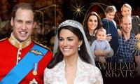 William & Kate: 10 bức ảnh chứng minh một thập kỷ tình yêu vẫn nguyên vẹn như ban đầu