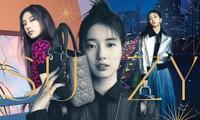 Mặc thiết kế được lấy cảm hứng từ Jisoo BLACKPINK, đại sứ thương hiệu Suzy trông thế nào?