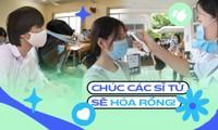 Kỳ thi tốt nghiệp THPT: Thí sinh TP.HCM có thể đổi điểm thi, Quảng Ninh hỏa tốc xét nghiệm