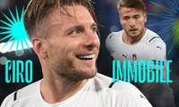 """Cầu thủ Ý Ciro Immobile tiết lộ về phản ứng của đồng đội với pha ăn vạ """"hài hước"""" của mình"""