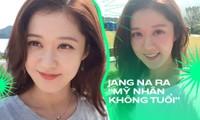 """Không phải Song Hye Kyo hay Eugene, Jang Na Ra mới là """"mỹ nhân không tuổi"""" của K-Biz!"""