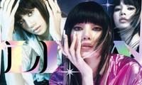 Lisa BLACKPINK đẹp xuất thần với phong cách retro trên 4 phiên bản bìa W Hàn