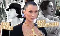 Đứng sau bộ trang sức khiến cả thế giới bàn tán là đối thủ không đội trời chung của Chanel