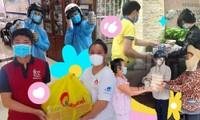 Gen Z xuất chiêu: Hỗ trợ người dân ảnh hưởng dịch, mang bữa cơm miễn phí tới tay người cần